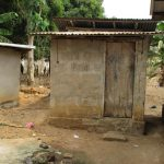 The Water Project: Lungi, 25 Maylie Lane -  Latrine