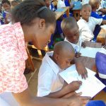 The Water Project: Musango Primary School -  Training