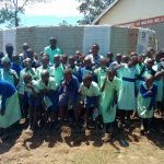 The Water Project: Ingwe Primary School -  Group Picture