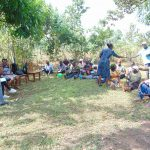 The Water Project: Ibinzo Community, Lucia Spring -  Training