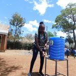 The Water Project: Sango Primary School -  Handwashing Training