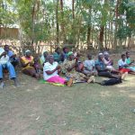 The Water Project: Sambuli Community, Nechesa Spring -  Handwashing Training