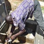 The Water Project: Mabanga Primary School -  New Catchment Area