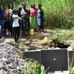 The Water Project: Emukoyani Community, Ombalasi Spring -  Training On Spring Maintenance