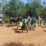 The Water Project: Lwanga Itulubini Primary School -  Road To The Spring
