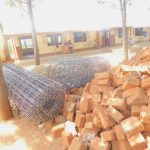 The Water Project: Ichinga Primary School -  Construction Materials