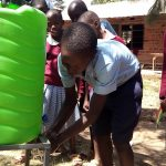 The Water Project: Kapkemich Primary School -  Handwashing Training