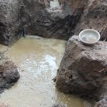 The Water Project: Bukhakunga Community, Mukomari Spring -  Excavated For The Foundation