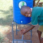 The Water Project: Kigulienyi Primary School -  Dickson Simidi