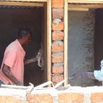 The Water Project: Kapkemich Primary School -  Latrine Construction