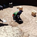 The Water Project: Chebunaywa Secondary School -  Tank Construction