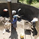 The Water Project: Koitabut Secondary School -  Tank Construction
