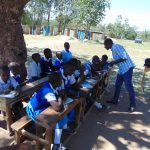 The Water Project: Lwakhupa Primary School -  Training