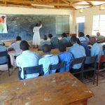 The Water Project: Chebunaywa Secondary School -  Training