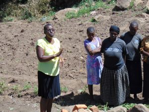 The Water Project:  Training On Spring Care