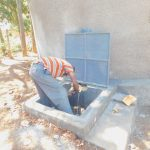 The Water Project: Ichinga Primary School -  Tank Construction