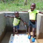 The Water Project: Mukoko Community, Mshimuli Spring -  Gate Valve Water Solution