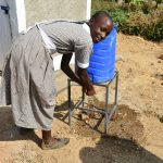 The Water Project: Ichinga Primary School -  Handwashing Station