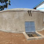 The Water Project: Lwakhupa Primary School -  Finished Tank