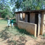 The Water Project: Lwanga Itulubini Primary School -  Latrines