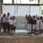 The Water Project: Ichinga Primary School -  New Latrines