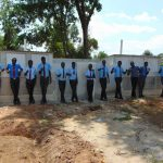 The Water Project: Chebunaywa Secondary School -  New Latrines For Boys