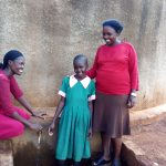 The Water Project: Womulalu Primary School -  A Year Later
