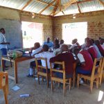 The Water Project: Lwakhupa Mixed Secondary School -  Training