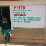 The Water Project: Lwanga Itulubini Primary School -  School Grounds