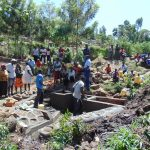 The Water Project: Imbinga Community, Arunga Spring -  Training On Spring Care