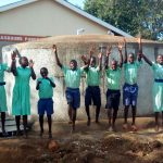 The Water Project: Ingwe Primary School -  Finished Tank