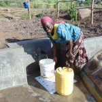 The Water Project: Imbinga Community, Arunga Spring -  Flowing Water