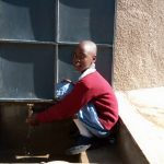 The Water Project: Kapkemich Primary School -  Flowing Water
