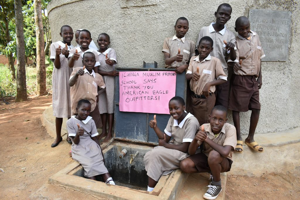 The Water Project : 34-kenya19170-thank-you-for-water