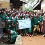 The Water Project: Kigulienyi Primary School -  Thank You For Water