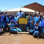 The Water Project: Sango Primary School -  Dedication