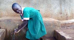 The Water Project:  Joan Mwenesi