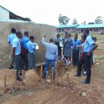 The Water Project: Chebunaywa Secondary School -  Tank Care Training