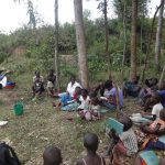 The Water Project: Mukoko Community, Mshimuli Spring -  Training