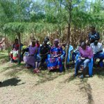 The Water Project: Kambiri Community, Sachita Spring -  Training
