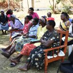 The Water Project: Emukoyani Community, Ombalasi Spring -  Participants