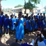 The Water Project: Lwakhupa Primary School -  Dental Hygiene Training