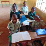 The Water Project: Lwanga Itulubini Primary School -  Students In Class