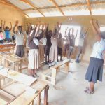 The Water Project: Ichinga Primary School -  Energizing Exercise