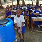 The Water Project: Musango Primary School -  Handwashing Training