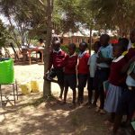The Water Project: Kapkemich Primary School -  Dental Hygiene