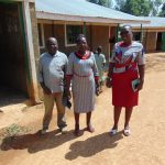 The Water Project: Lwanga Itulubini Primary School -  School Management With Our Staff
