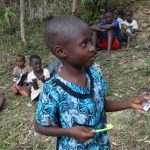 The Water Project: Mukoko Community, Mshimuli Spring -  Dental Hygiene Training