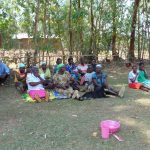 The Water Project: Sambuli Community, Nechesa Spring -  Dental Hygiene Training