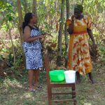 The Water Project: Ibinzo Community, Lucia Spring -  Dental Hygiene Training